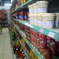 Photo taken at Mercantil Santa Paula by Rock M. on 8/10/2013