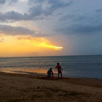 Photo taken at Playa Muerta by Enrique @Indiferencia V. on 12/6/2015