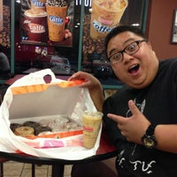 Photo taken at Dunkin' Donuts by Aldrich S. on 11/4/2012