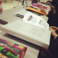 Photo taken at Sharjah womens college ( K Block ) by mryomitna on 3/3/2013