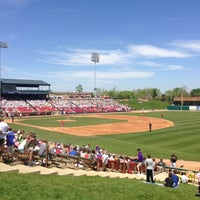 Photo taken at Fifth Third Bank Ballpark by Donna R. on 5/15/2013