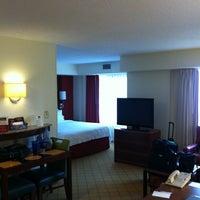 Photo taken at Residence Inn Charlotte SouthPark by Gray M. on 5/16/2013