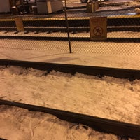 Photo taken at MBTA Commuter Rail South Attleboro by Chris D. on 2/10/2016