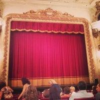 Photo taken at Teatre Tívoli by Nikita L. on 7/12/2013