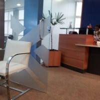 Photo taken at Banco do Brasil by Thiago M. on 9/21/2012
