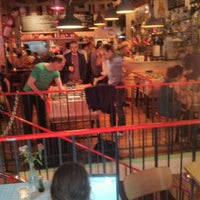 Photo taken at Bar Kick by Jules d. on 6/19/2013