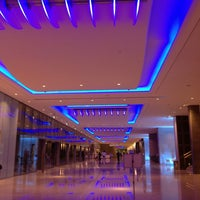 Photo taken at Qatar National Convention Centre by Marodzi B. on 3/28/2013