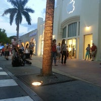 Photo taken at Lincoln Road Mall by Talal A. on 5/13/2013