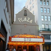 Photo taken at Plaza Theatre by Ismael R. on 7/14/2013
