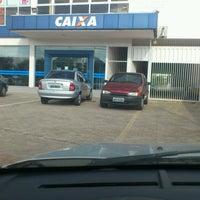 Photo taken at Caixa Econômica Federal by Adriana Cruz on 1/9/2013