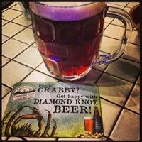 Photo taken at Diamond Knot Brewery & Alehouse by Jenni C. on 12/27/2012