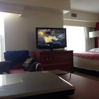 Photo taken at Residence Inn Charleston Airport by Marc W. on 3/29/2014