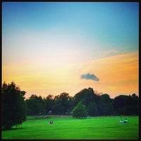 Photo taken at Peckham Rye Common by Philip A. on 7/13/2013