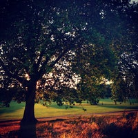 Photo taken at Peckham Rye Common by Philip A. on 8/12/2013