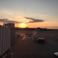 Photo taken at Gate A5 by Fábio M. on 9/5/2016