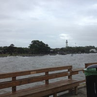 Photo taken at St. Simons Island Pier by Emily J. on 5/4/2013