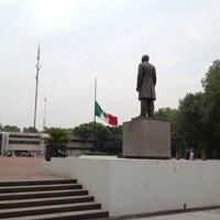 Photo taken at Delegación Benito Juárez by Arturinho C. on 6/10/2013