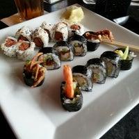 Photo taken at Zake Sushi Lounge by Michael G. on 1/14/2013