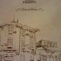 Photo taken at 1900 Pizzeria by Pedro R. on 9/19/2012