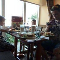 Photo taken at Mayflower (Brewers Fayre) by Erika B. on 8/19/2013