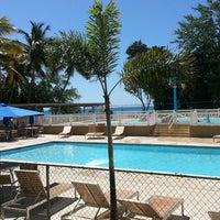Photo taken at Playa Santa - AEELA by Jorge M. on 2/23/2013