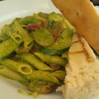 Photo taken at Pasta Bene by Amy P. on 9/18/2012