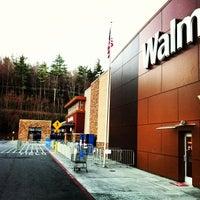 Photo taken at Walmart Supercenter by Adam G. on 11/22/2012