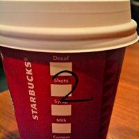 Photo taken at Starbucks by David G. on 12/24/2012