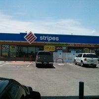 Photo taken at Stripes Store #9117 by Reginald C. on 7/3/2013