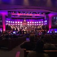 Photo taken at Mount Paran Church by Kim C. on 1/12/2015