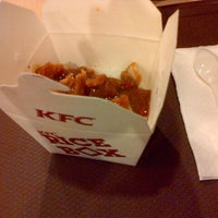 Photo taken at KFC by Vica S. on 3/7/2014