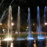 Photo taken at Plaza Belgrano by Diego P. on 5/23/2013