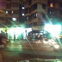 Photo taken at Four Bungalows by Aparna B. on 10/17/2013