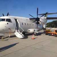 Photo taken at Blue Danube Airport Linz (LNZ) by Jan H. on 9/6/2013