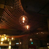 Photo taken at Little Bear L.A. Restaurant by Darin B. on 10/16/2012