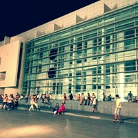 Photo taken at Museu d'Art Contemporani de Barcelona (MACBA) by Isabela S. on 7/26/2013