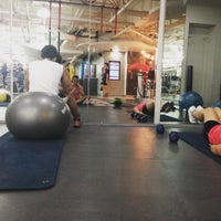 Photo taken at Fitness First by Emerson N. on 4/5/2016