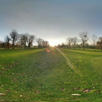 Photo taken at Golf du Coudray by Cédric B. on 12/31/2014