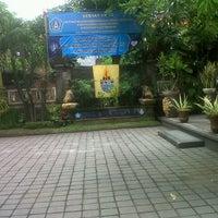 Photo taken at PDAM Kabupaten Badung by Adhi P. on 12/26/2012