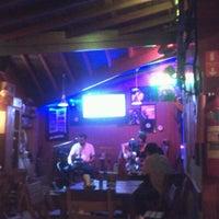 Photo taken at Ponto 1 Bar by Giovana B. on 3/17/2013