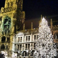 Photo taken at Christkindlmarkt by Marjeta P. on 12/5/2012