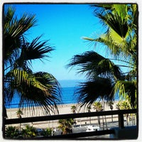 Photo taken at The Waterfront Beach Resort, a Hilton Hotel by Catherine P. on 10/19/2012