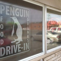 Photo taken at Penguin Drive-In by chris w. on 2/10/2013