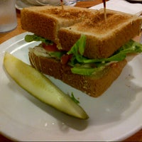 Photo taken at Russell Street Deli by D T. on 12/6/2012