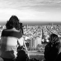 Photo taken at El Mirador by Sergio G. on 2/17/2014