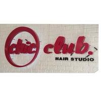 Photo taken at Chic Club Hair Studio by Sirin R. on 9/5/2014