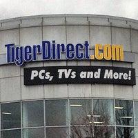 Photo taken at TigerDirect by Allan L. on 3/16/2013