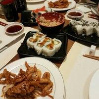 Photo taken at Restaurante Japonés Fuji by Salva R. on 6/3/2016