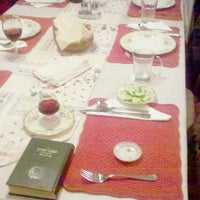 Photo taken at MALCA'S House For Friday Dinner by Mordechai L. on 3/23/2013