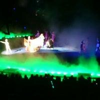 Photo taken at 长隆国际大马戏 Chimelong International Circus by Yoshifumi U. on 9/21/2015